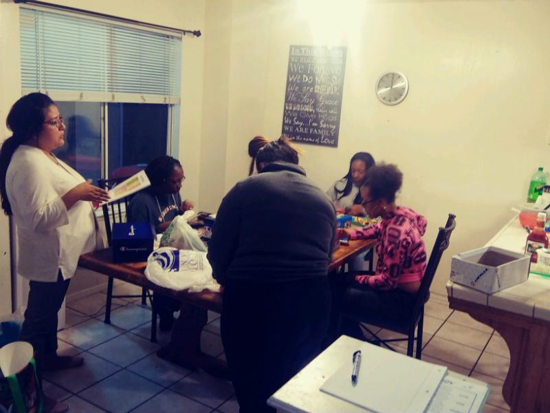 Jeimy Manzanares KYJO Residential Life Skills Program