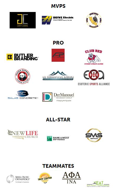 Big Bang 2019 Partners Logo Quilt